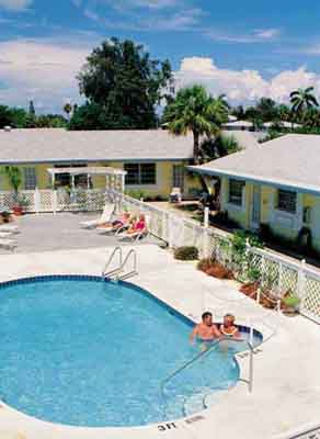 Vacation accommodations on anna maria island