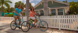 Biking Anna Maria Island