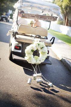 Anna Maria Island Golf Cart Rentals for Weddings