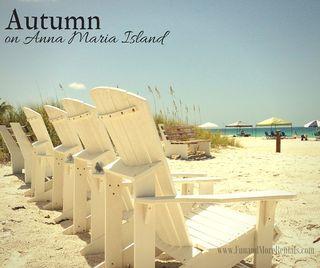 Autumn on anna maria island