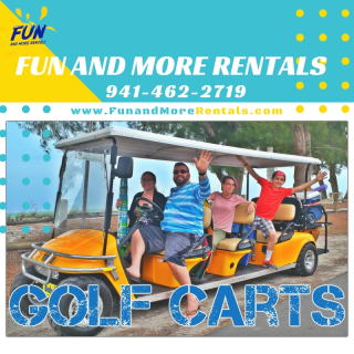 Golf Carts Anna Maria Island