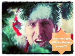 Vacationing to AMI this holiday season-