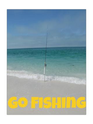 Fishing Pole Rentals Anna Maria Island