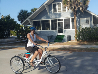 Adult Tricycle Rental Anna Maria Island from Fun and More Rentals