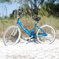 24inch unisex bike rentals from Fun and More Rentals