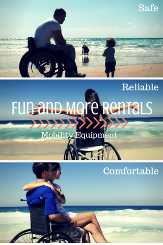 FUN AND MORE RENTALS Mobility