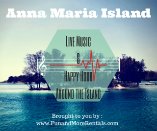 Anna Maria Island Live Music and Happy Hour