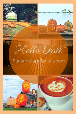 Fun and More Rentals - -Hello Fall