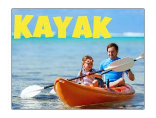 Rent Kayaks Anna Maria Island